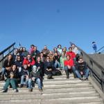 Graafstrooms Fanfare op Texel 2013