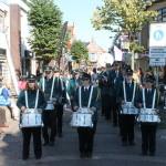 Texel 2013 optreden in Den Burgh